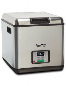 Sous Vide Supreme Water Oven, SVS10LS REview