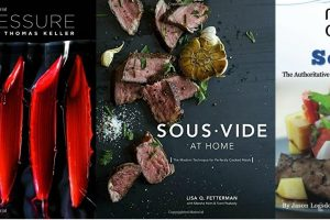 Best Sous Vide Cookbooks for 2017 Reviews
