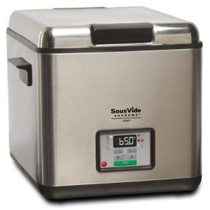 Sous Vide Supreme Professional Water Oven, SSC-00100 review