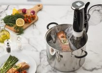 Gourmia GSV150B WiFi Sous Vide Precision Cooker Immersion Pod Review
