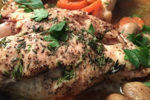Sous Vide Chicken Breast Temperature and Cooking Times