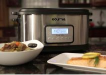 Gourima GSV 550 9 Quart Sous Vide Water Oven Cooker Product Image