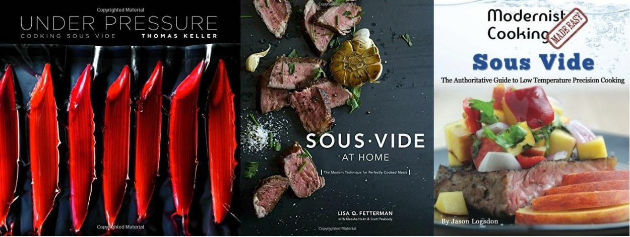 Sous Vide Cookbooks