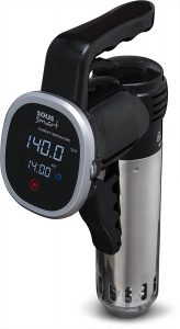 Sous Smart SSV2700 Sous Vide Precise Cooking Immersion Pod with LED Display and Guide review