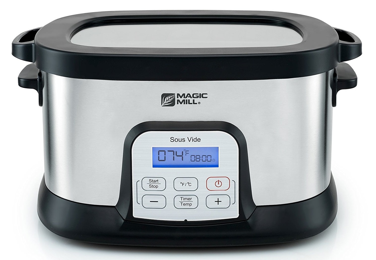 magic mill 9 quart sous vide machine review updated 2018. Black Bedroom Furniture Sets. Home Design Ideas