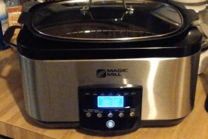 Magic Mill Professional 2 in 1 Sous Vide Water Bath Oven and Slow Cooker Machine Product Image