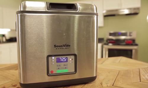 SousVide Supreme SVS10LS Review