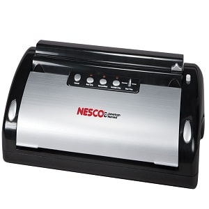 nesco vs02 food vacuum sealer product image