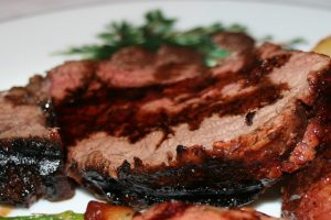 Beef Tenderloin Sous Vide With an Easy-to-Cook Demi-Glace Sauce