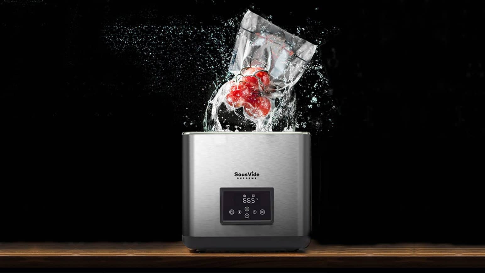 SousVide Supreme Touch Plus Product Image