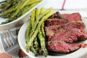Best Sous Vide Steak And Aspragus Recipe