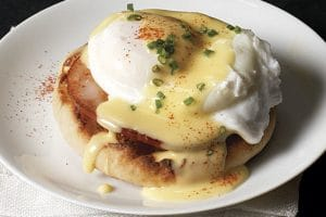 Best Sous Vide Eggs Benedict Recipe