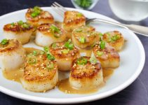 Best Sous Vide Miso Soy Scallops Recipe