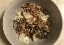 Best Sous Vide Butter Basted Mushrooms Recipe